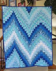 August 2020 - Quilt for Ivy